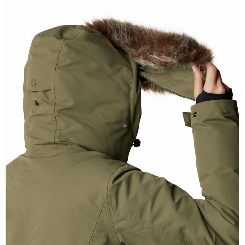Куртка утепленная женская Little Si - фото 6