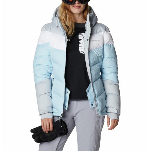 Куртка утепленная женская Abbott Peak - фото 9