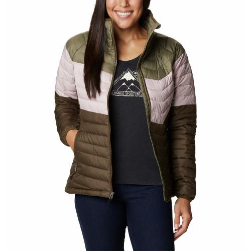 Куртка утепленная женская Powder Lite™ - фото 1