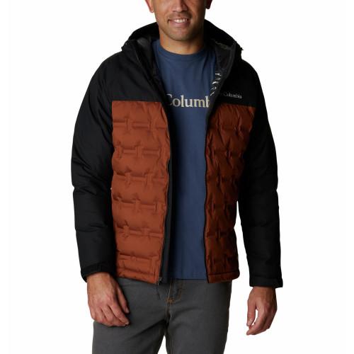 Куртка пуховая мужская Grand Trek