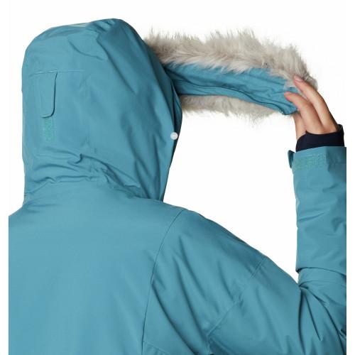 Куртка утепленная женская Mount Bindo - фото 9