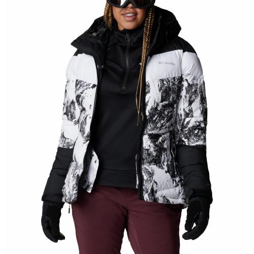 Куртка утепленная женская Abbott Peak - фото 10