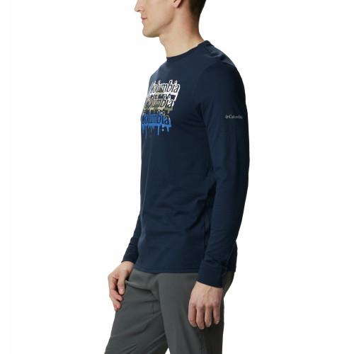 Футболка с длинным рукавом мужская Outer Bounds™ LS Graphic - фото 3