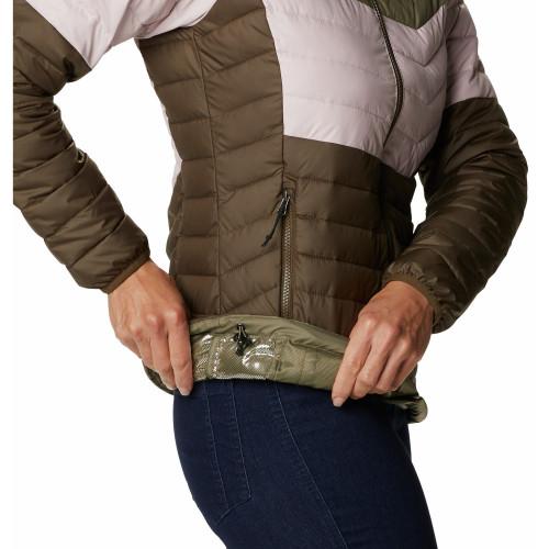 Куртка утепленная женская Powder Lite™ - фото 6
