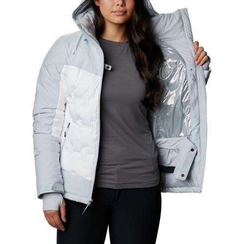 Куртка пуховая женская Wild Card - фото 10