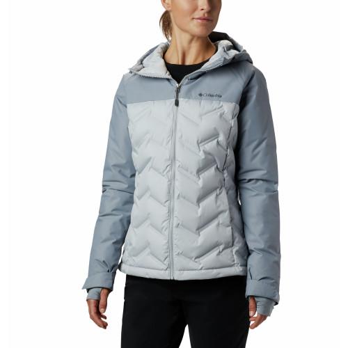 Куртка пуховая женская Grand Trek™