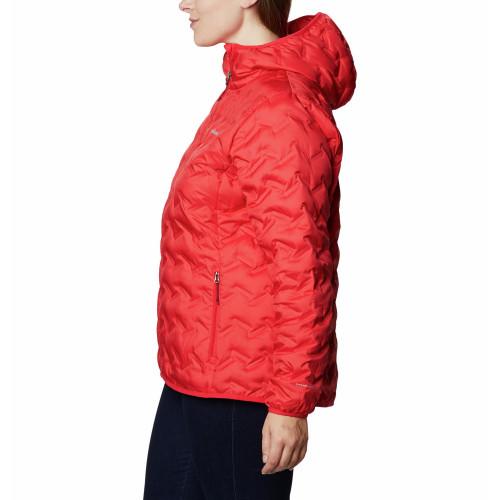 Куртка пуховая женская Delta Ridge, Plus Size - фото 3