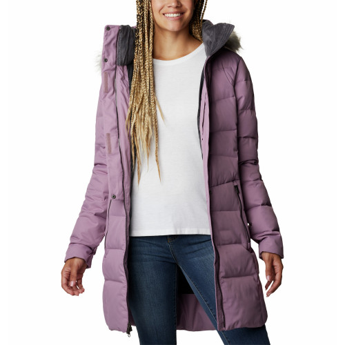 Куртка пуховая женская Crystal Caves™