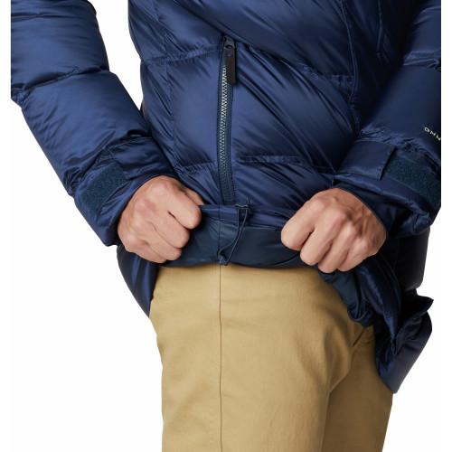 Куртка пуховая мужская Peak District - фото 8