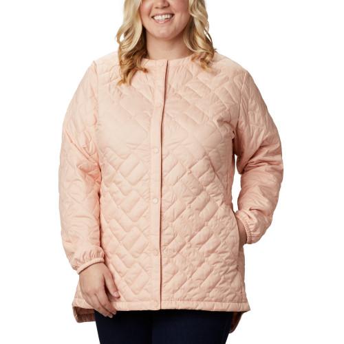 Куртка утепленная женская Sweet View, Plus Size