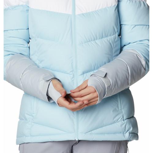 Куртка утепленная женская Abbott Peak - фото 7