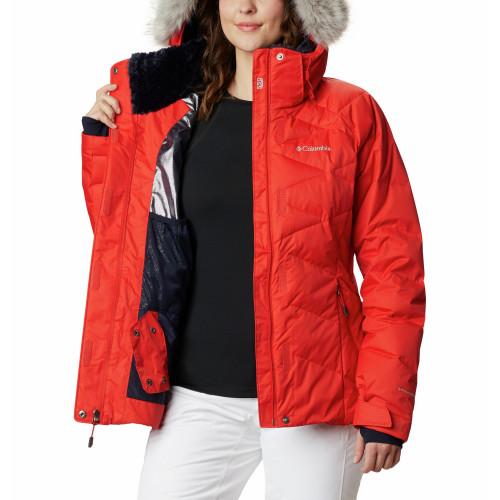 Куртка пуховая женская - фото 7