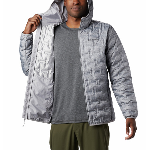 Куртка пуховая мужская Delta Ridge - фото 5