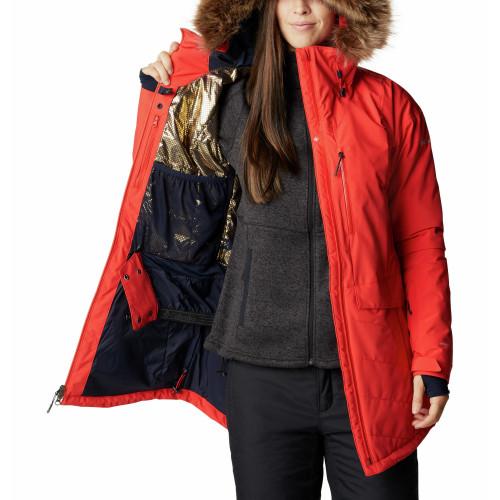 Куртка утепленная женская Mount Bindo II - фото 5
