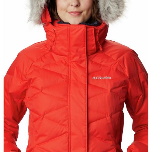 Куртка пуховая женская - фото 5