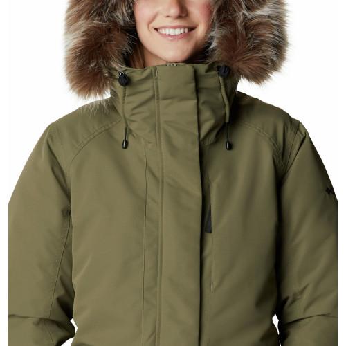 Куртка утепленная женская Little Si - фото 4