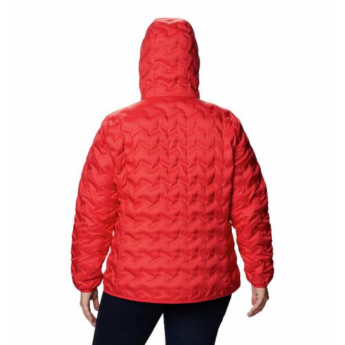 Куртка пуховая женская Delta Ridge, Plus Size - фото 2