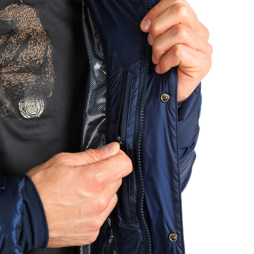 Куртка пуховая мужская Peak District™ - фото 9