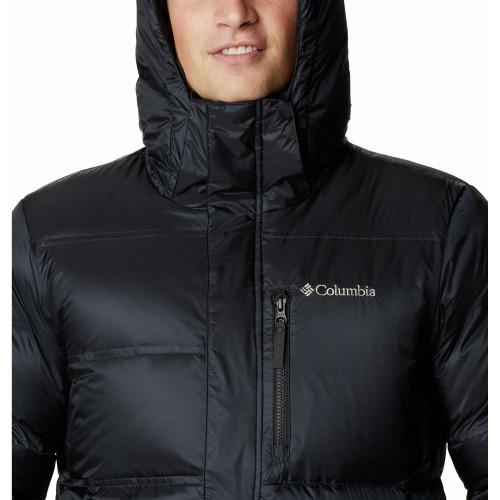 Куртка пуховая мужская Peak District - фото 4