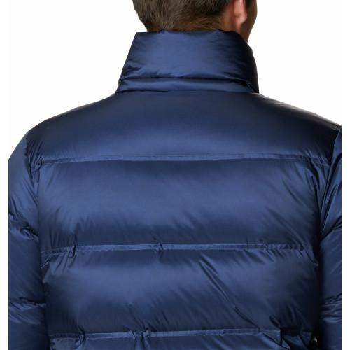 Куртка пуховая мужская Peak District - фото 7