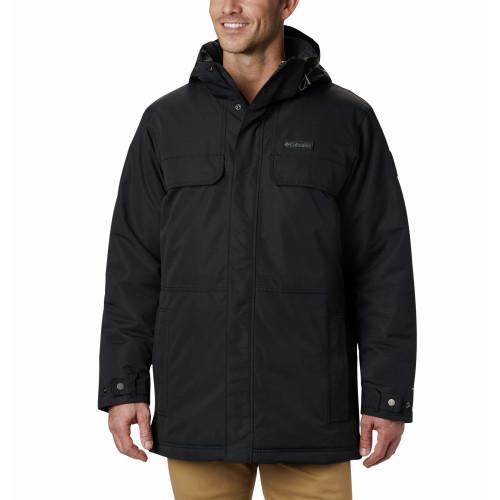 Куртка утепленная мужская Rugged Path, Plus Size
