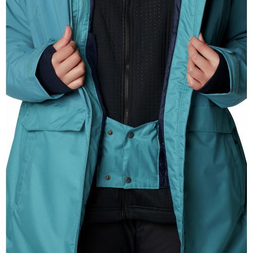 Куртка утепленная женская Mount Bindo - фото 12