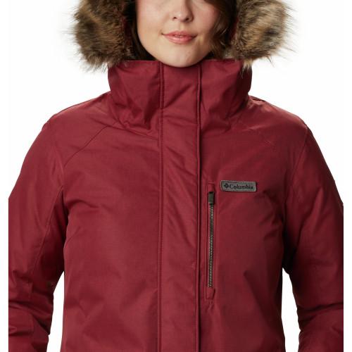 Куртка утепленная женская Suttle Mountain Long Insulated Jacket - фото 4