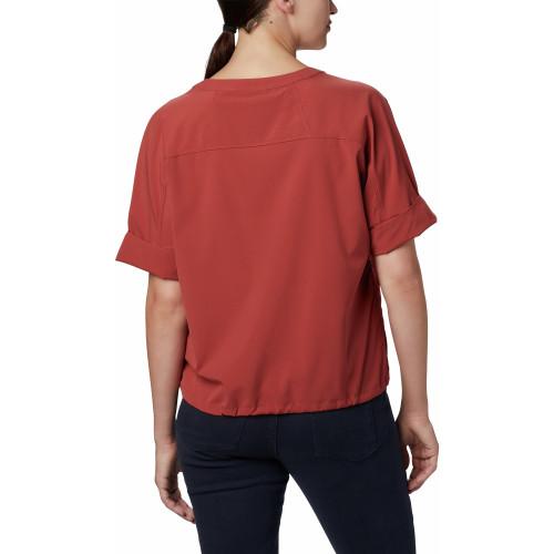 Рубашка женская Firwood Crossing SS - фото 2