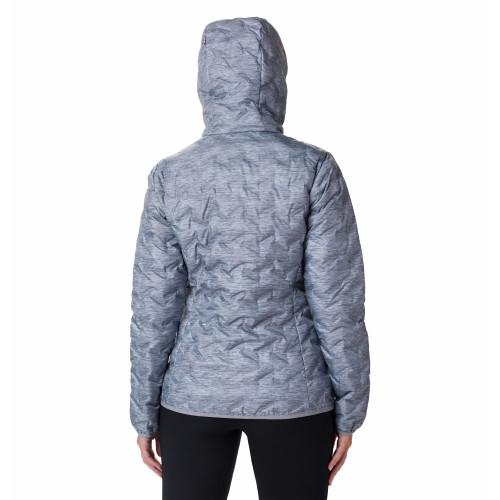 Куртка пуховая женская Delta Ridge - фото 2