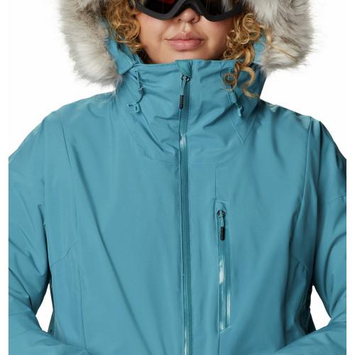 Куртка утепленная женская Mount Bindo - фото 5