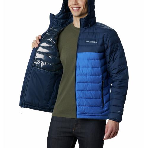 Куртка утепленная мужская Powder Lite - фото 5