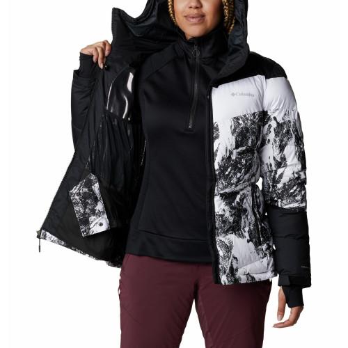 Куртка утепленная женская Abbott Peak - фото 5