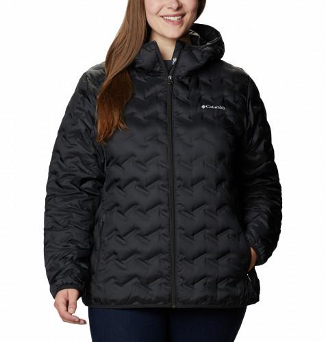 Куртка пуховая женская Delta Ridge™, Plus Size - фото 1