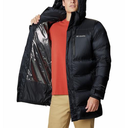 Куртка пуховая мужская Peak District - фото 5