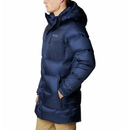 Куртка пуховая мужская Peak District - фото 3