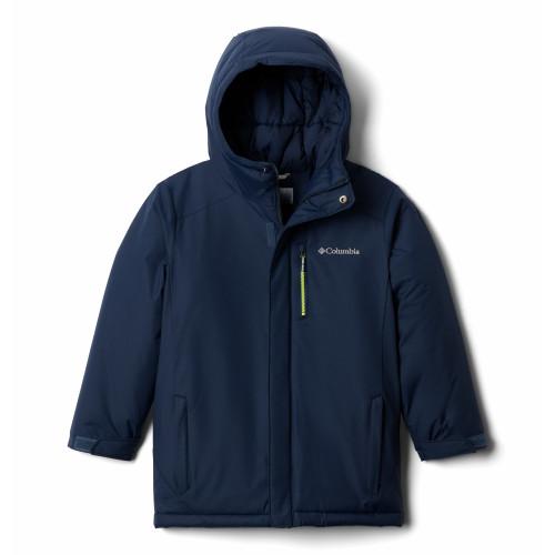 Куртка утепленная для мальчиков Alpine Free FallII