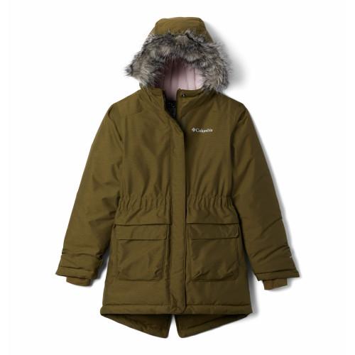 Куртка утепленная для девочек Nordic Strider™