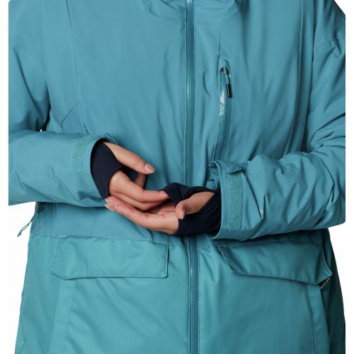 Куртка утепленная женская Mount Bindo - фото 11