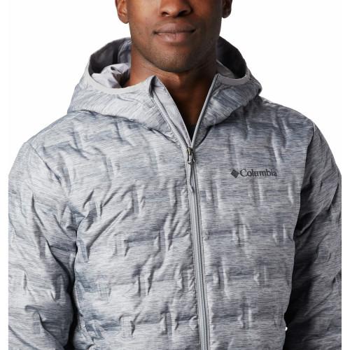 Куртка пуховая мужская Delta Ridge - фото 3