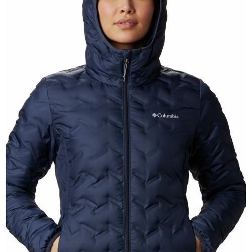 Куртка пуховая женская Delta Ridge - фото 4