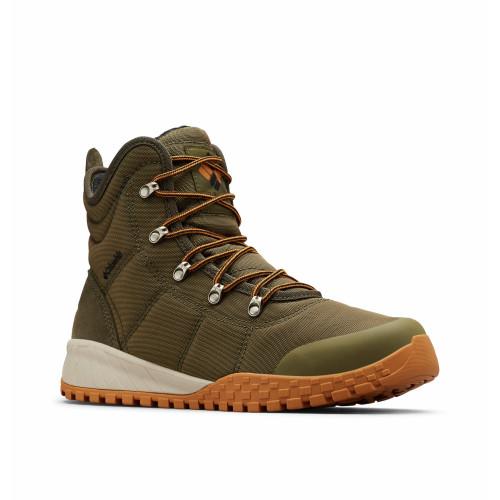 Ботинки утепленные мужские Fairbanks - фото 2