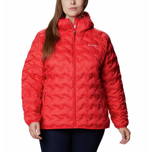 Куртка пуховая женская Delta Ridge™, Plus Size