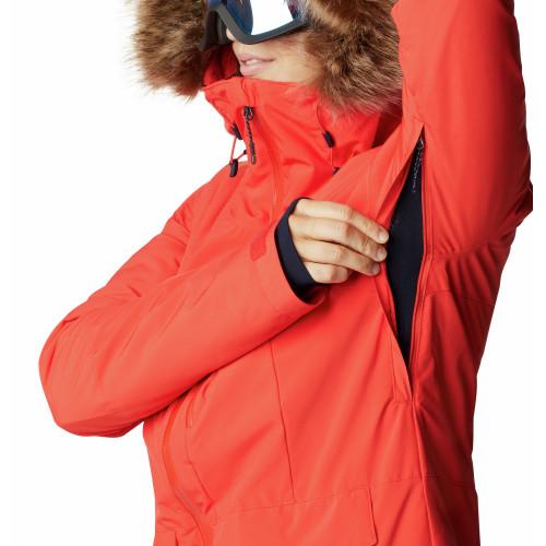 Куртка утепленная женская Mount Bindo II - фото 7