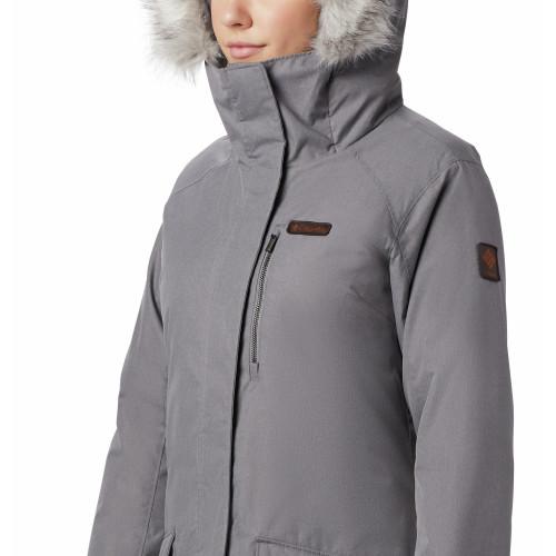 Куртка утепленная женская Suttle Mountain - фото 5