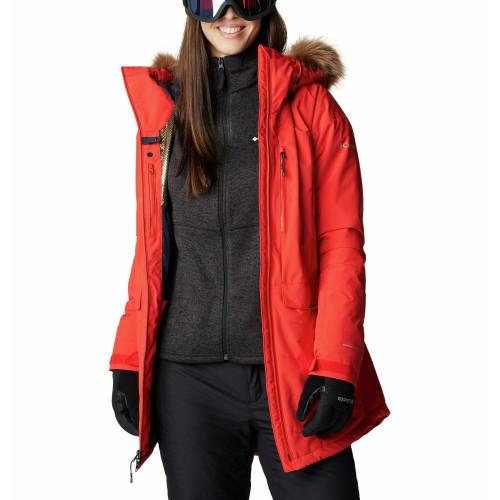 Куртка утепленная женская Mount Bindo II - фото 11