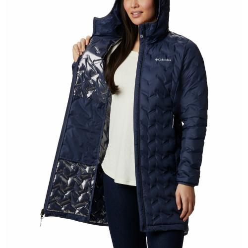 Куртка пуховая женская Delta Ridge - фото 5