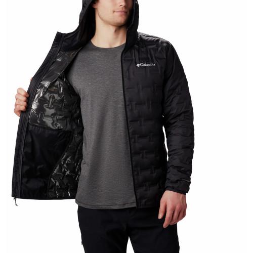 Куртка пуховая мужская Delta Ridge - фото 4