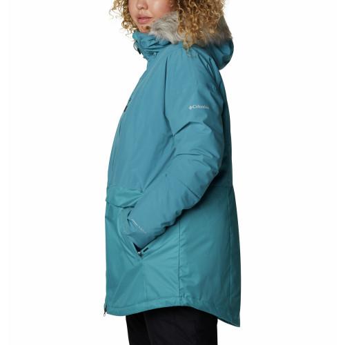 Куртка утепленная женская Mount Bindo - фото 4