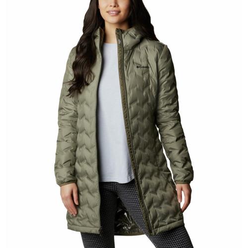 Куртка пуховая женская Delta Ridge