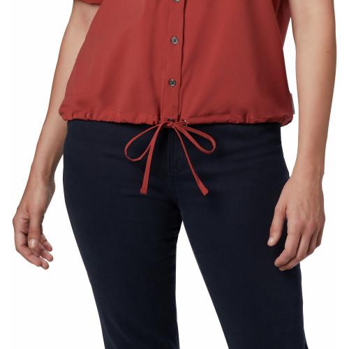 Рубашка женская Firwood Crossing SS - фото 4